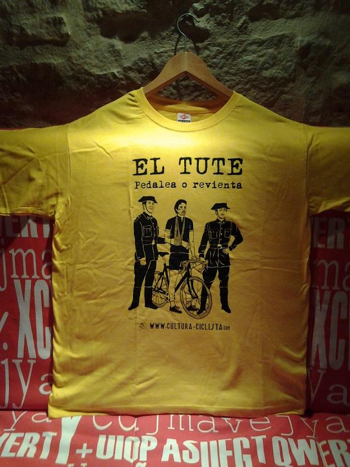 Camiseta Tute 2